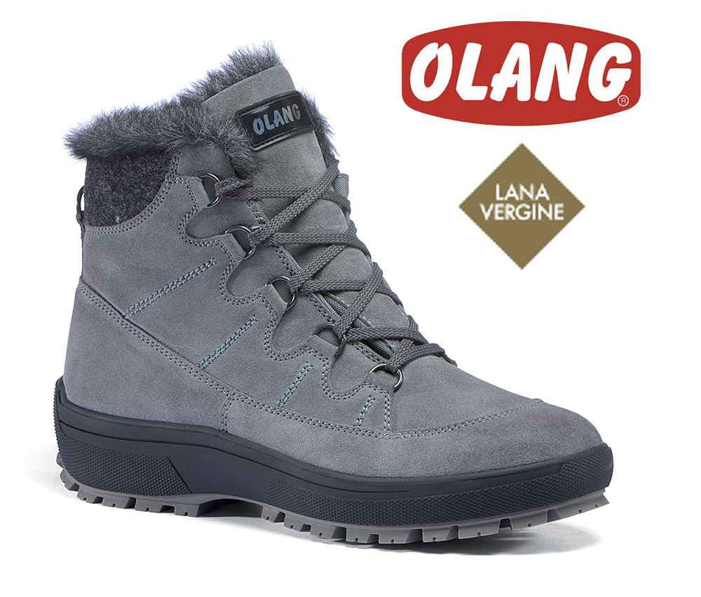 Olang Venere Asfalto dámské zimní obuv