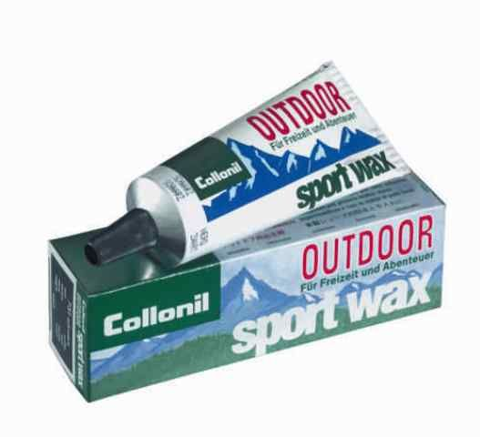 Collonil Outdoor Sport wax 75 ml hnědý