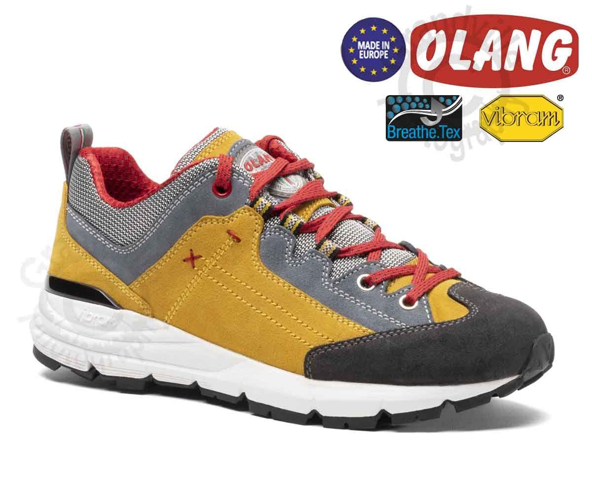 Olang Leone Giallo BTX Treková obuv