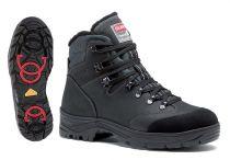 Olang Brennero OC Wintherm Nero zimní treková zateplená obuv | 39, 40, 41, 42, 43, 44, 45
